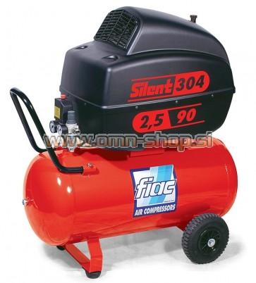 Fiac SILENT VX 90/304 tihi batni kompresor