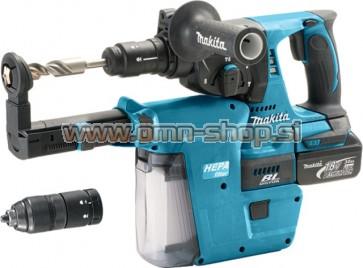 Makita DHR243RFJV akumulatorsko vrtalno kladivo