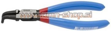 UNIOR KLEŠČE SEGER ART.538PLUS/4DP Notranje krive, fosfatirane. 180 mm (19-60 mm)