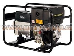 Elmag Elektro agregat SED 7000WDE s HATZ-motorjem 1B41