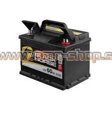 Black Horse 60Ah 12V D+ 510EN CALCIUM akumulator