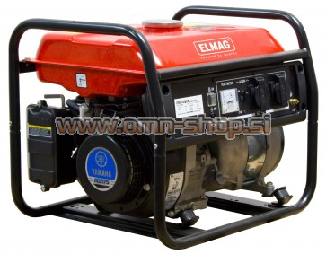 Elmag Elektro agregat ES 2500W/12 z YAMAHA motorjem MZ175L2U
