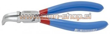 UNIOR KLEŠČE SEGER ART.538PLUS/1DP Notranje krive, kromirane. 180 mm (16-60 mm)