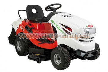 GKZ GR155H - Parkovni traktor z košaro
