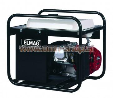 Elmag Elektro agregat SEBS 4100W/25 s HONDA-motorjemGX270 (zvočno izoliran)