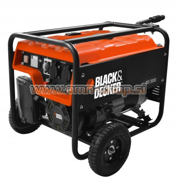 Black & Decker BD3000 agregat 2500 W