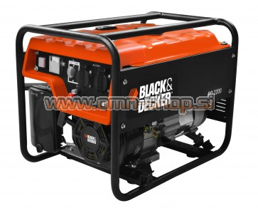 Black & Decker BD2200 agregat BD 2000W