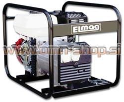 Elmag Elektro agregat SEB 5000WD s HONDA-motorjem GX270