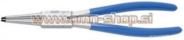 UNIOR KLEŠČE SEGER ART.536/1P Notranje ravne, kromirane. 300 mm (85-140 mm)