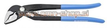 UNIOR KLEŠČE UNIVERZALNE ART.447/4P4PP Z gumbom, fosfatirane. 245 mm