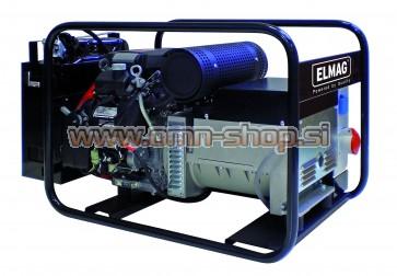 Elmag Elektro agregat SEB 13500WDE s HONDA-motorjem GX630
