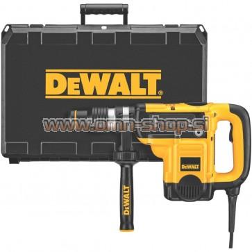 Dewalt D25501K elektropnevmatsko kombinirano kladivo 1100 W