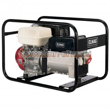 Elmag Elektro agregat SEB 6000WE s HONDA-motorjem GX390