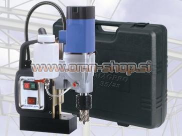 JEPSON MAGPRO 35/2 ADJUST, v PVC kovčku Magnetni vrtalni stroj