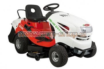 GKZ GR200H - Parkovni traktor z košaro