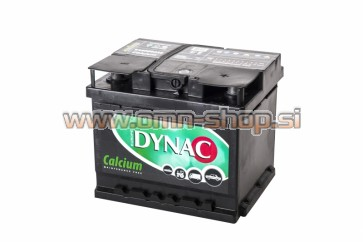 Dynac LMFV 54459L 44Ah, 12V D+  CALCIUM akumulator