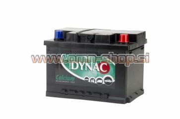 DYNAC LMFV 55559L 55Ah, 12V D+ CALCIUM akumulator