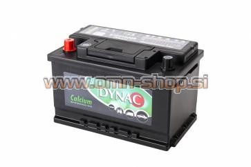 Dynac LMFV 57219L 72Ah, 12V L+ CALCIUM akumulator
