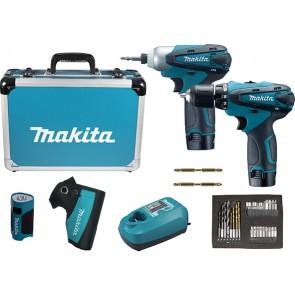 Makita LCT303X6 akumulatorski set TD090 + DF330