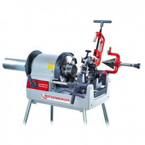 Rothenberger SUPERTRONIC 4 SE - kompakten stroj za rezanje navojev