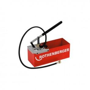 Rothenberger TP 25 - robustna precizna črpalka za preizkušanje