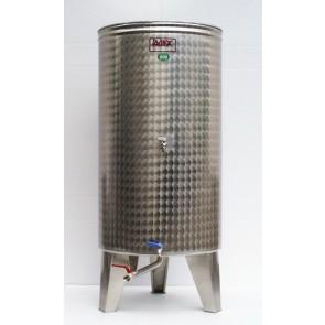 Posoda 500L - Konus / 2 x pipa / 1 x ventil