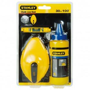 Stanley 0-47-443 STANLEY označevalna vrvica s kredo 30 m