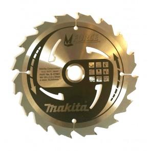 Makita TCT MForce žagin list za les 165x20mm, 16z