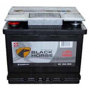 Black Horse 45Ah, 12V D+ 390EN CALCIUM akumulator
