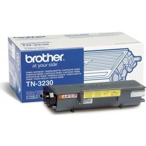 Brother Toner TN3230, črn, 3.000 strani DCP8070D/85 HL52xx/53xx MFC8370/80/88x0