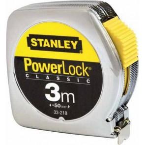 Stanley 1-33-218 meter POWERLOCK metal 3m - v škatli/30kos