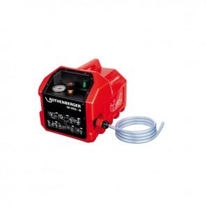 Rothenberger RP III  - samosesalna električna preizkusna črpalka do 40 bar