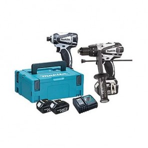Makita DLX2005WJ1 akumulatorski set