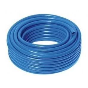 Pletena PVC cev modra
