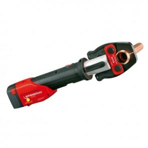 Rothenberger ROMAX COMPACT SET BASIC I - elektro hidravlični stroj za stiskanje