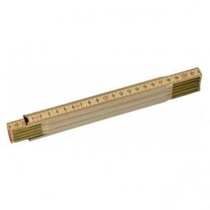 Stanley 0-35-455 meter zložljivi leseni 2m
