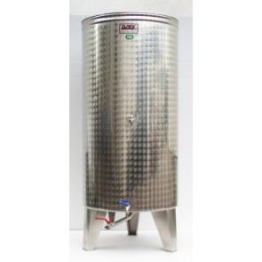 Posoda 750L - Konus / 2 x pipa/ 1 x ventil