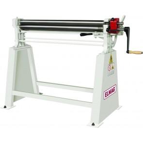 Elmag Ročni stroj za uvijanje pločevine AS 1050x3,0 mm