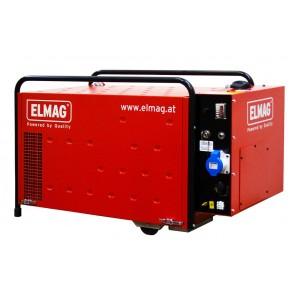 Elmag Elektro agregat SEBSS 4500WE s HONDA-motorjemGX270 (super-zvočno izoliran)