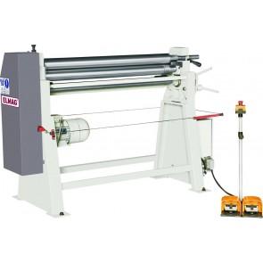 Elmag Stroj za uvijanje pločevine z motorjem AS-M 1550x1,0 mm