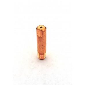 Šoba kontaktna 1,0 M6 za gorilnik MIG MB 15