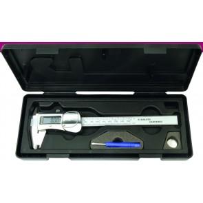Elmag Precizno digitalno pomično merilo 150 mm vodotesno IP67, DIN 852