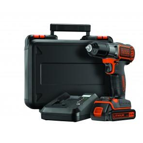 Black & Decker ASD14K akumulatorski autosense vrtalnik/vijačnik 14,4 V 1,5 Ah