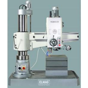Elmag Radialni steberni vrtalni stroj model RSBM 4/50