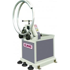 Elmag Trivaljčni uvijalni stroj za uvijanje profilov APK 35