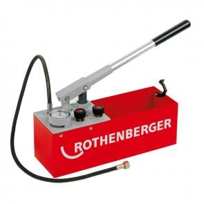 Rothenberger RP 50-S - robustna precizna črpalka za preizkušan