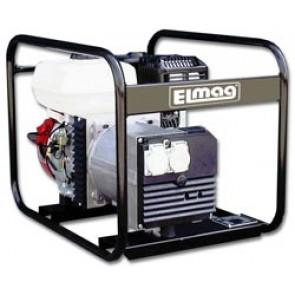 Elmag Elektro agregat SEB 4100W s HONDA-motorjem GX270