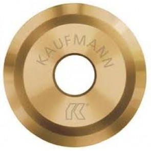 Kaufmann Hartmetall TIN nadomestno rezalno kolo 22mm für Topline & CombiCut