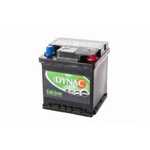 Dynac LMFV 54059 40Ah, 12V D+  CALCIUM akumulator