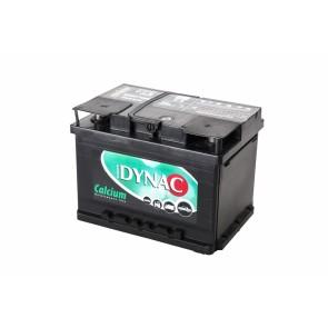 Dynac LMFV 56077 60Ah, 12V D+ CALCIUM akumulator